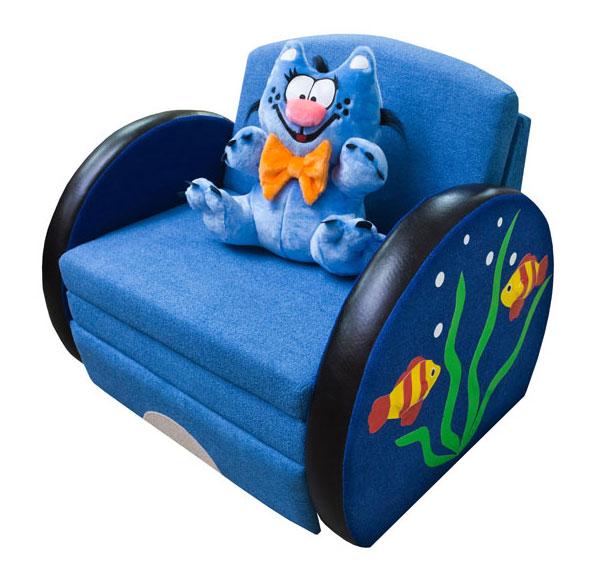 Детский диванчик М-Стиль Царапыч