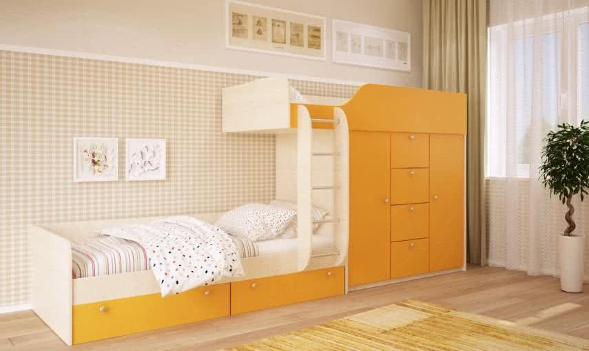 Детская мебель Московский дом мебели