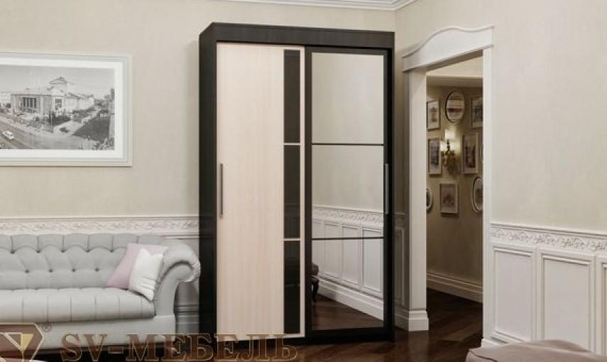 Шкаф-купе SV-мебель № 11 (1,35 м)