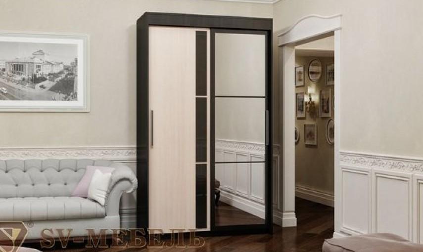 Шкаф-купе SV-мебель № 11 (1,5 м)