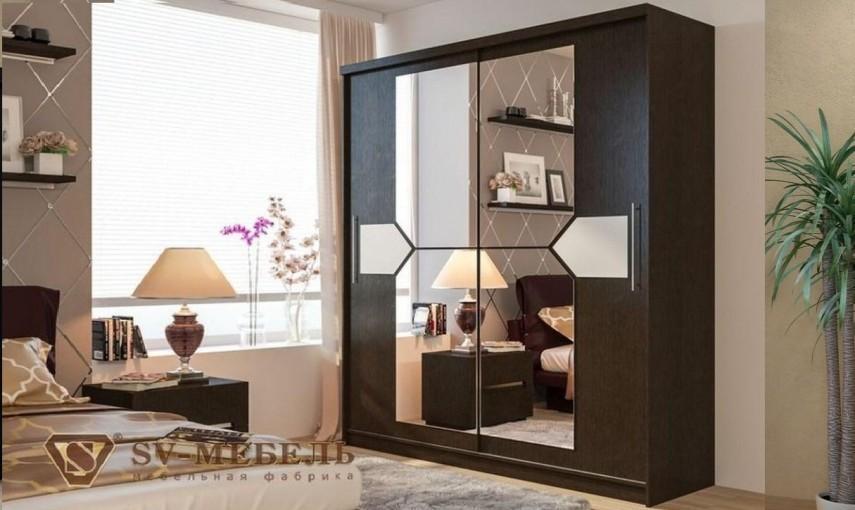 Шкаф-купе SV-мебель № 15