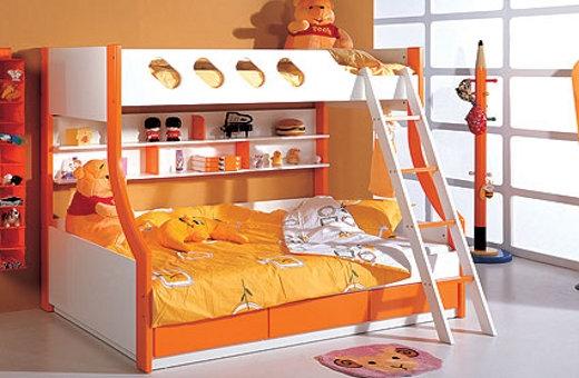 Двухъярусная кровать для двоих детей с матрасами в комплекте купить надувной матрас в спортмастере в саратове