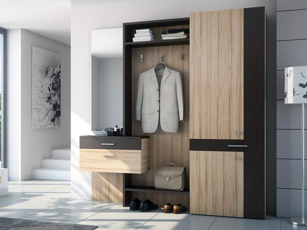 Набор мебели для прихожей РМК Фьюче №1