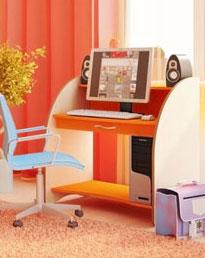 Стол компьютерный РМК Ника 3