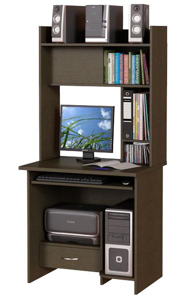 Маленький компьютерный стол Эльба