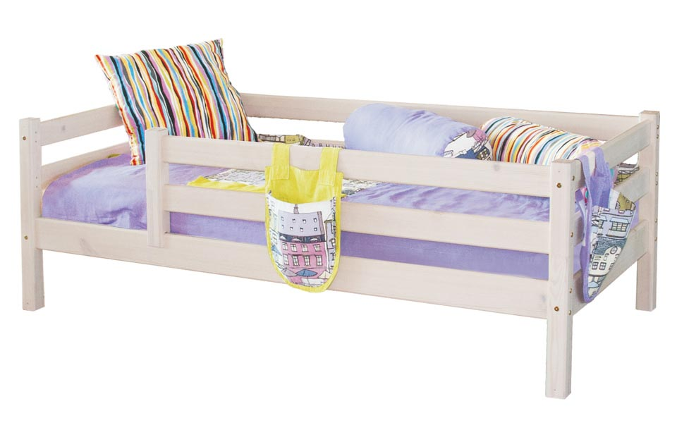 кровать мебельград соня с задней защитой и по периметру вариант 3