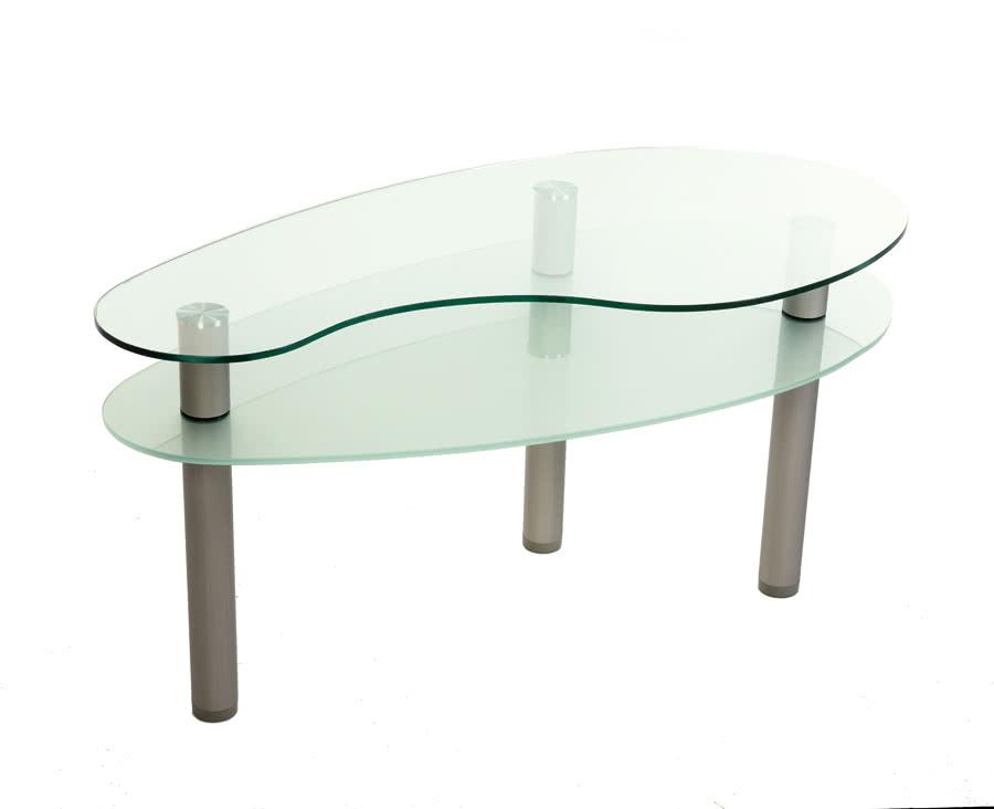 Стол журнальный Мебелик Капля