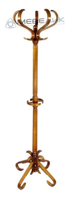 Вешалка деревянная В 10Н