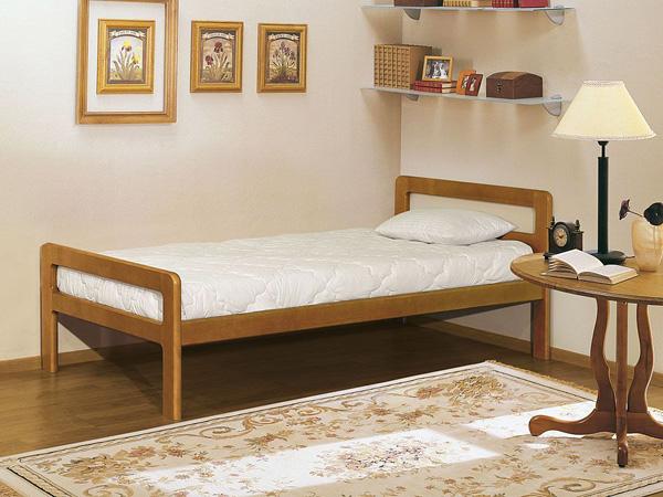 Кровать массив Элегия
