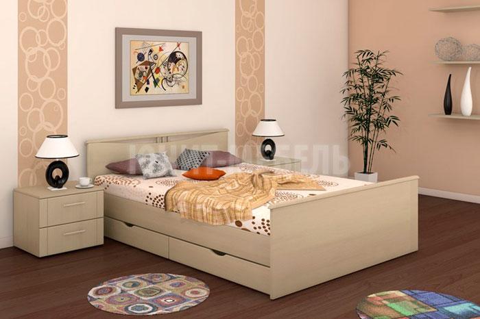Кровать Блюз с ящиками