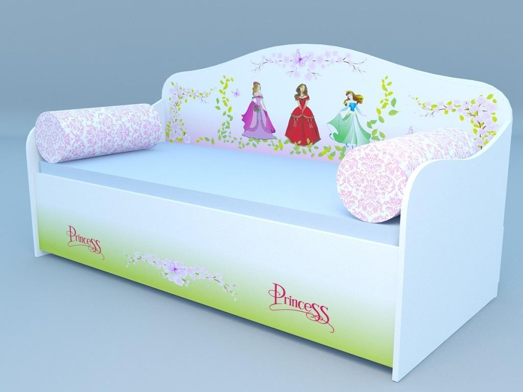 Купить детский диван кровать Моск обл