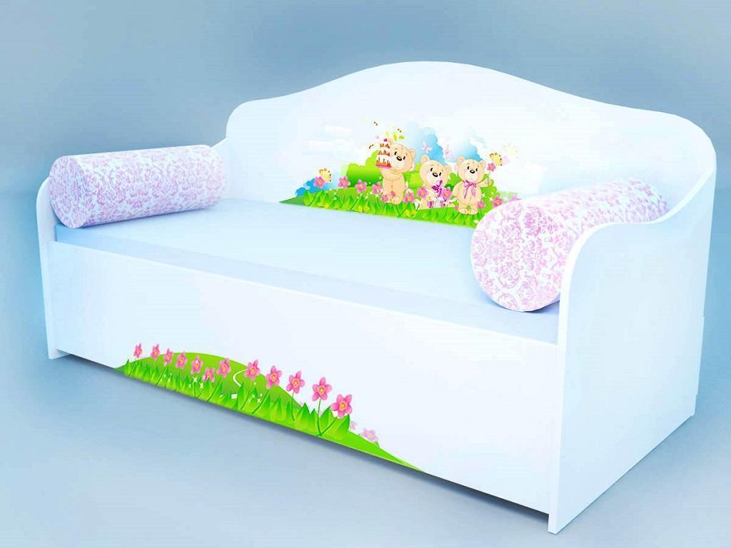 Диван - кровать Кроватка5 Мишки на отдыхе