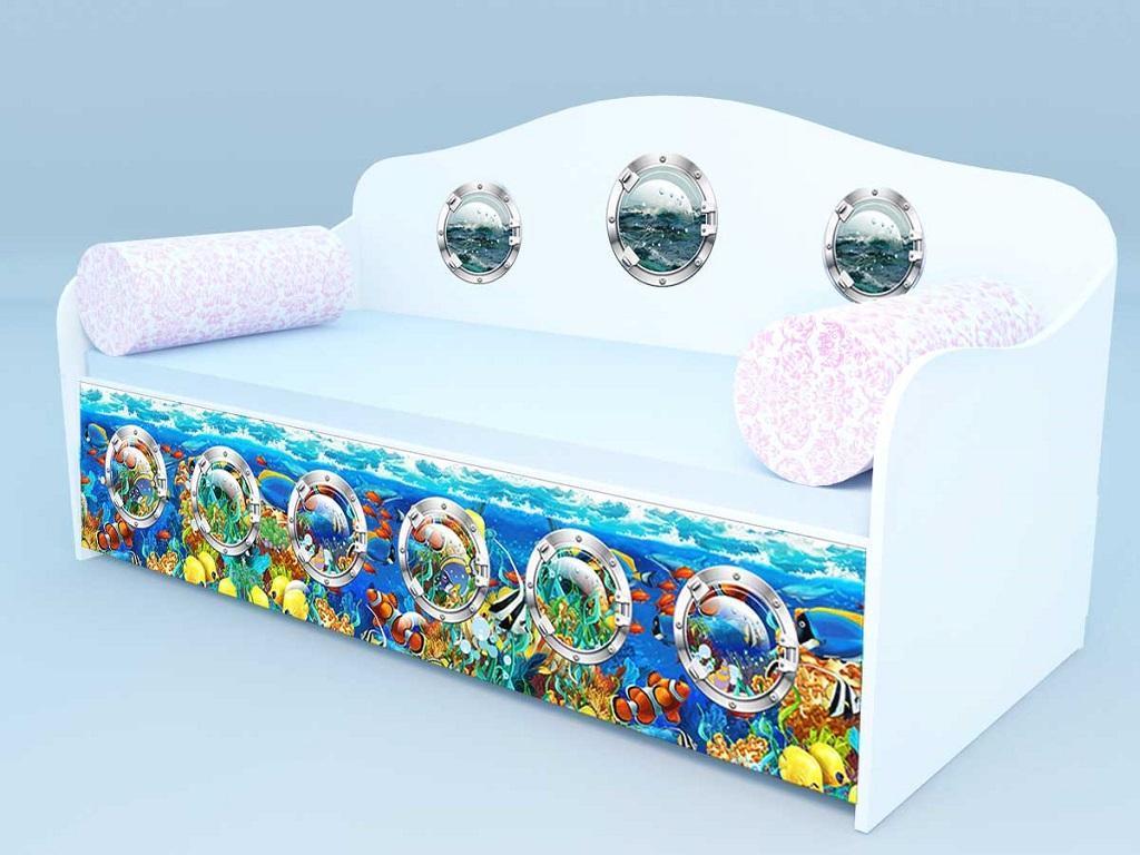 Диван - кровать Кроватка5 Рыбки