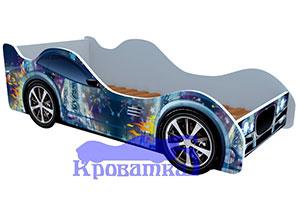 Кровати-машины Кроватка5