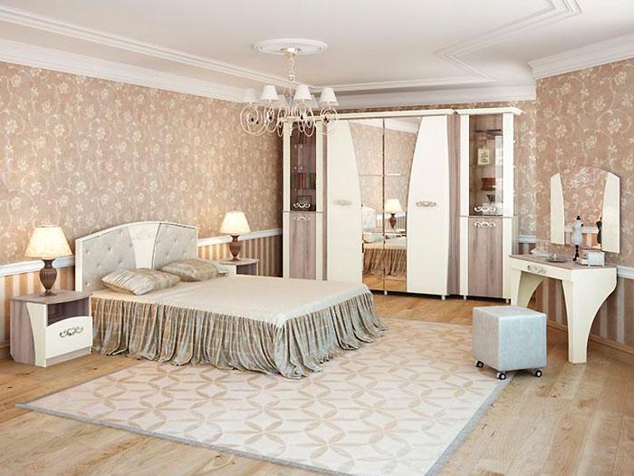 Спальня Натали МСТ, комплектация 2