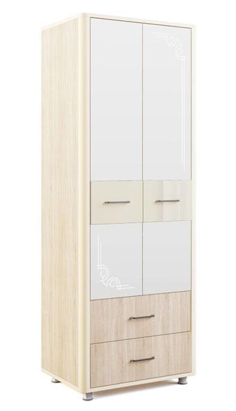 Шкаф двухдверный МСТ Оливия, мод. 12