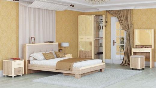 Спальня МСТ Оливия 2
