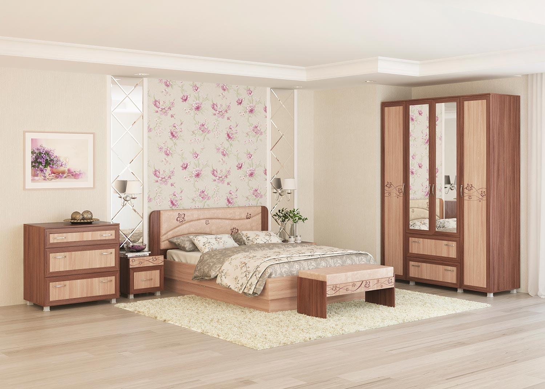 Спальня МСТ Сальвия