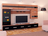 Мебель для гостиной МСТ