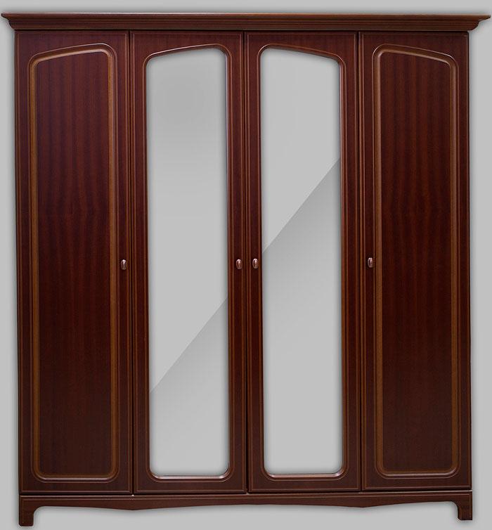 Шкаф для платья и белья  Нижегородец  93