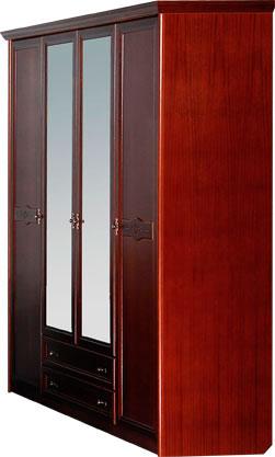 Шкаф 4х дверный Нижегородец 94