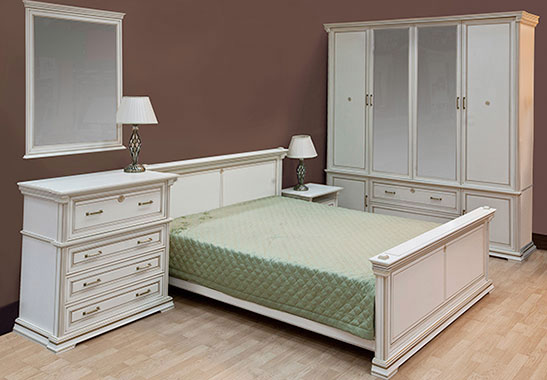 Спальня Нижегородец Бэла эмаль