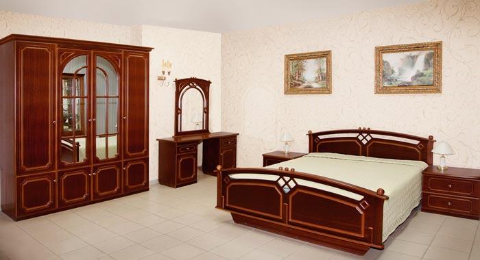 Спальня Нимфа Нижегородец