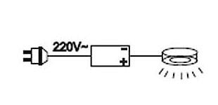 Комплект электроустановочный 06000000 Олимп-Мебель