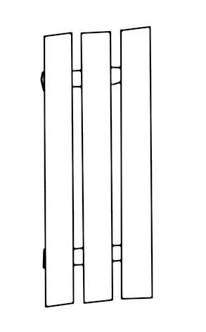 Вешалка 11.09 Визит - М11