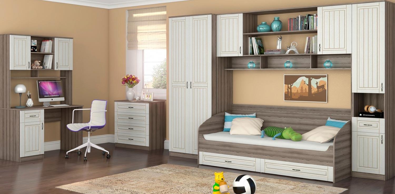 Набор мебели для детской Омскмебель Мишель 3