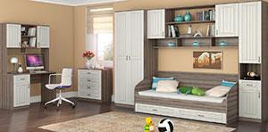 Детская мебель Омскмебель Мишель