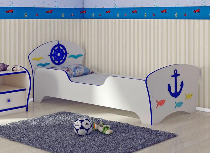 Бортик с выемкой к кровати Орматек Соната Kids