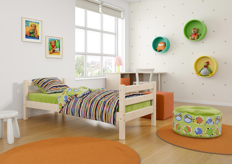 Кровати из сосны Райтон
