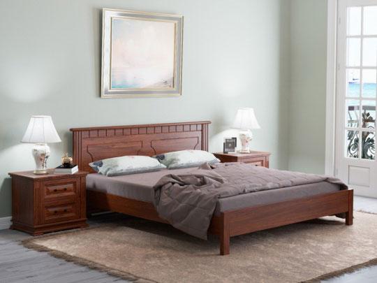 Кровать Райтон Венеция-тахта береза