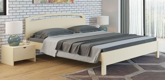 Кровать Райтон Веста 1-тахта сосна (белый, слоновая кость)