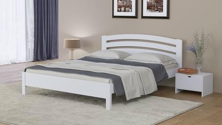 Кровать Райтон Веста 2-тахта сосна (белый, слоновая кость)