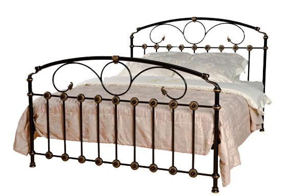 Кровать Розалин (2 спинки)  Dream Master