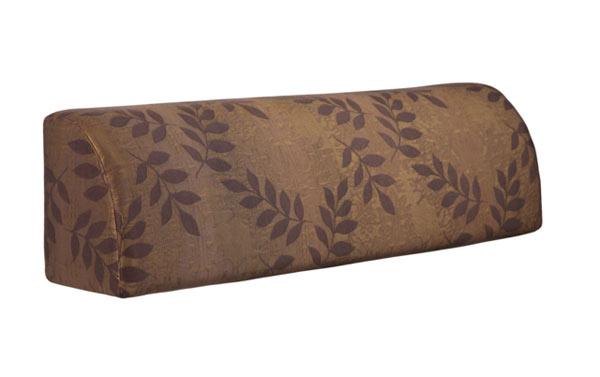 Сделать подушку валик своими руками