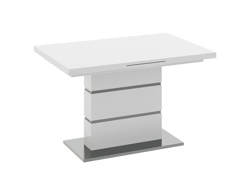 Стол для гостиной ТриЯ Амстердам ТД-107.01.13  Стол раздвижной со стеклом