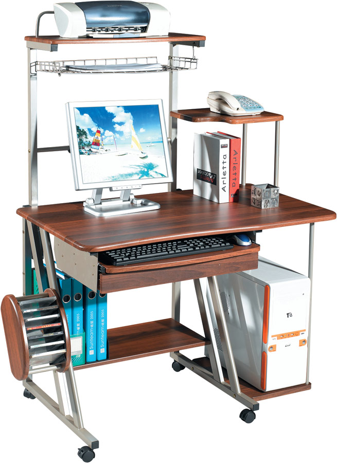 Стол компьютерный Tetchair ST-D300LCD