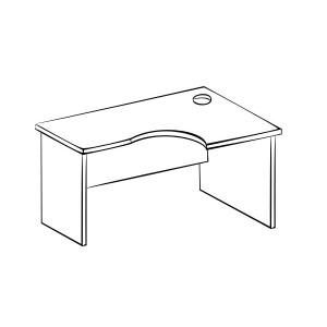Стол компьютерный Витра 61(62).61