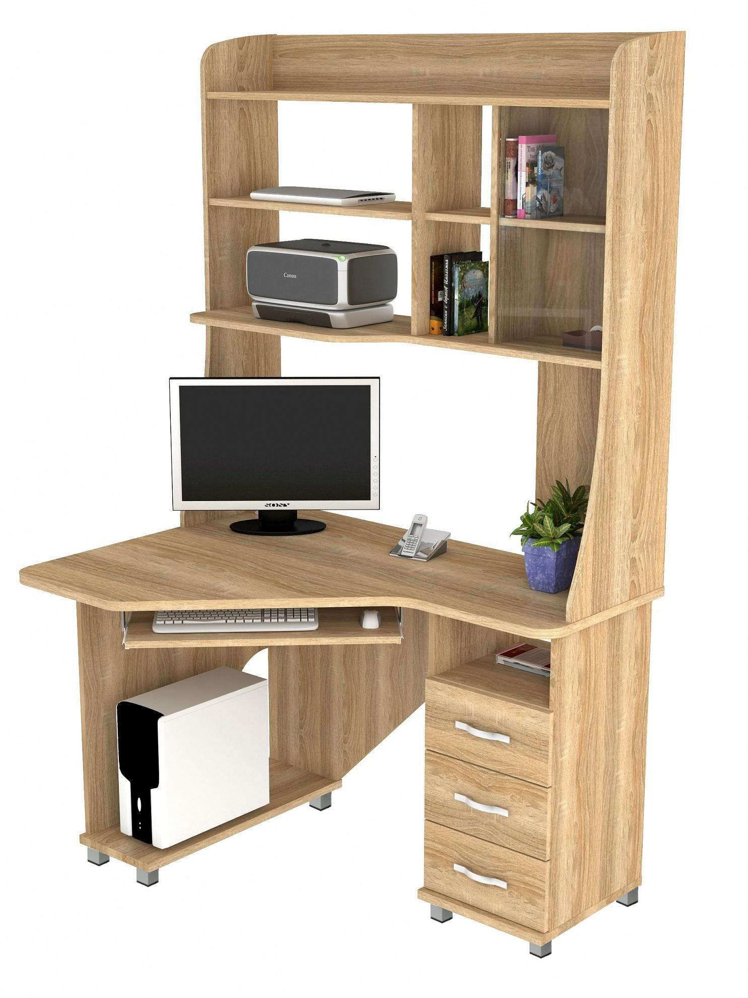 Стол компьютерный ВасКо КС 20-29 м1