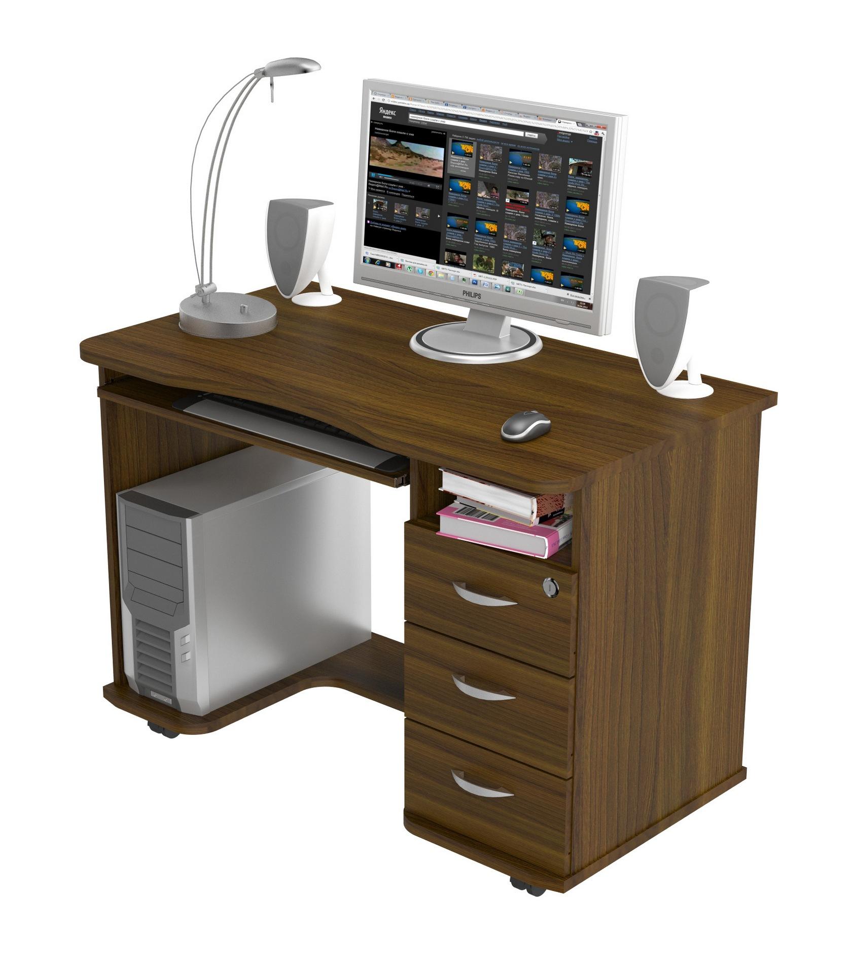 Стол компьютерный ВасКо КС 20-40
