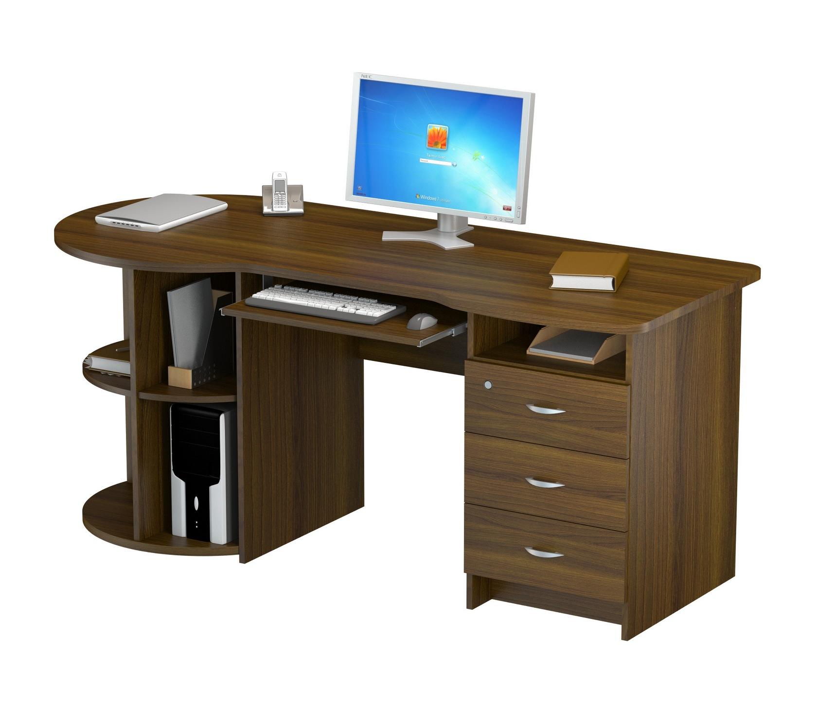 Стол компьютерный ВасКо ПС 40-02 М1