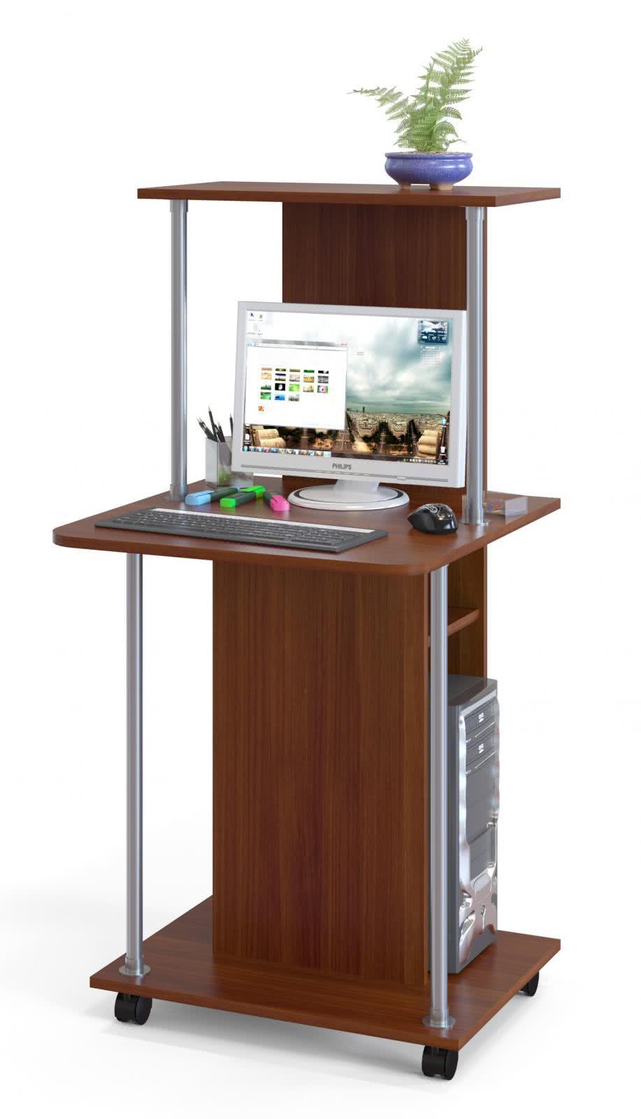 Стол компьютерный Сокол КСТ-12