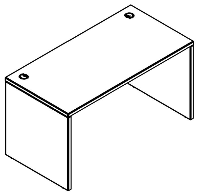 Стол компьютерный SKYLAND XST 167