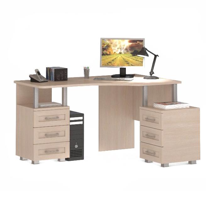 Стол компьютерный ВасКо СОЛО 005 / 025