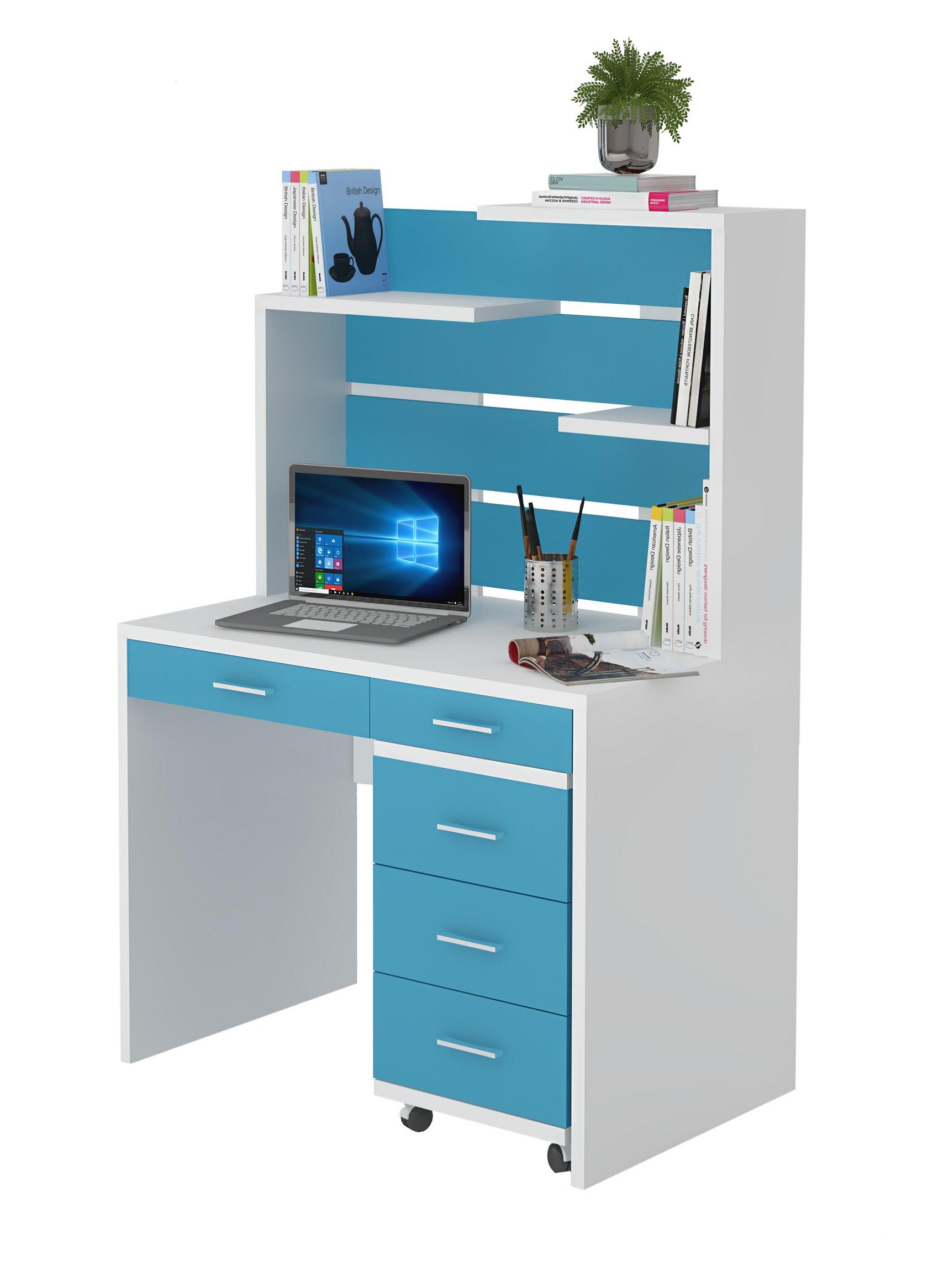Стол компьютерный Мэрдэс СП-22-СП-22Н+ТС-2