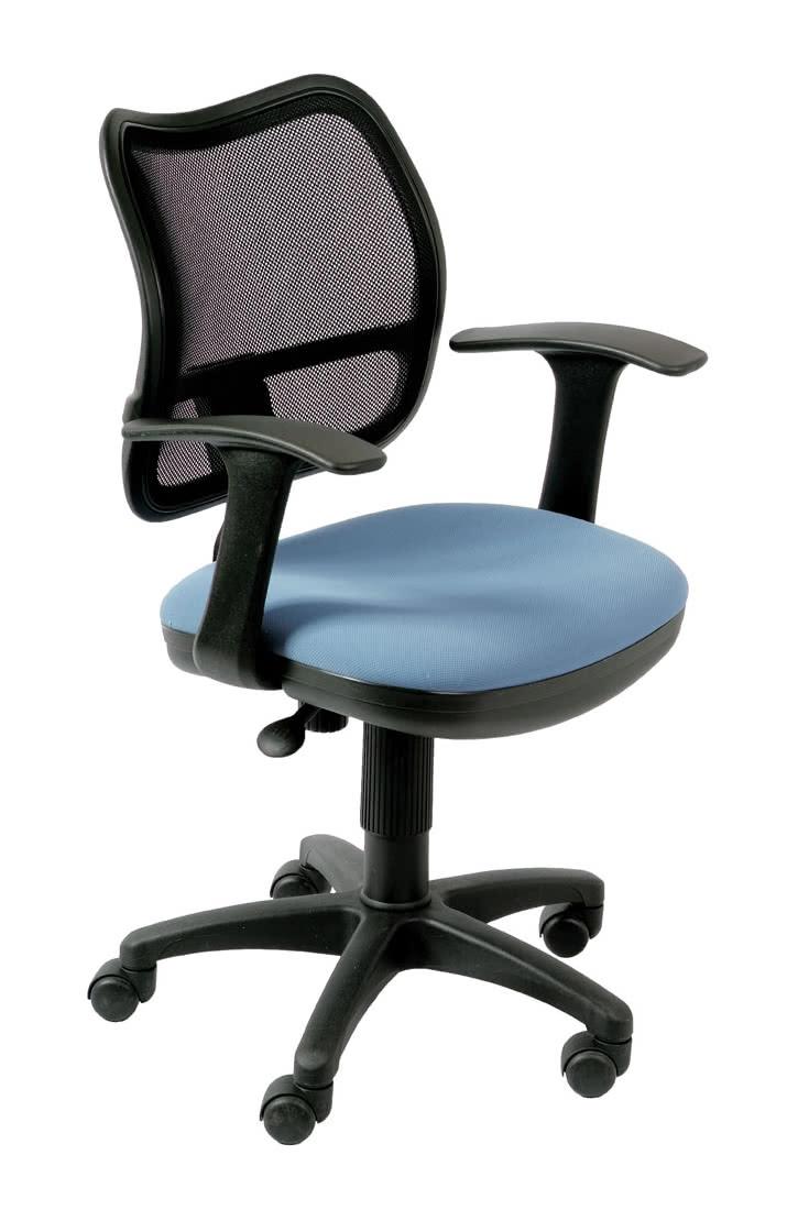 Кресло компьютерное Бюрократ CH-797AXSN