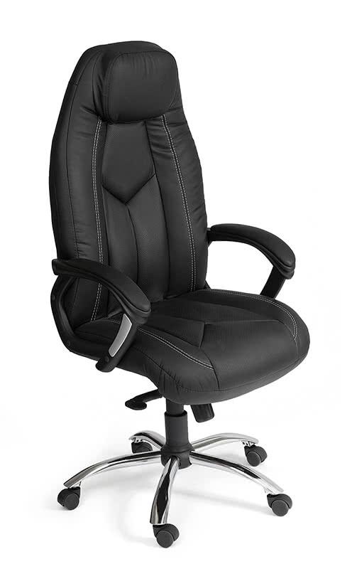 Кресло руководителя Tetchair BOSS люкс